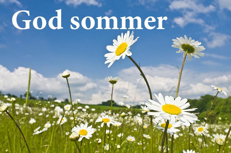 god sommer