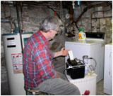 radon inspektion